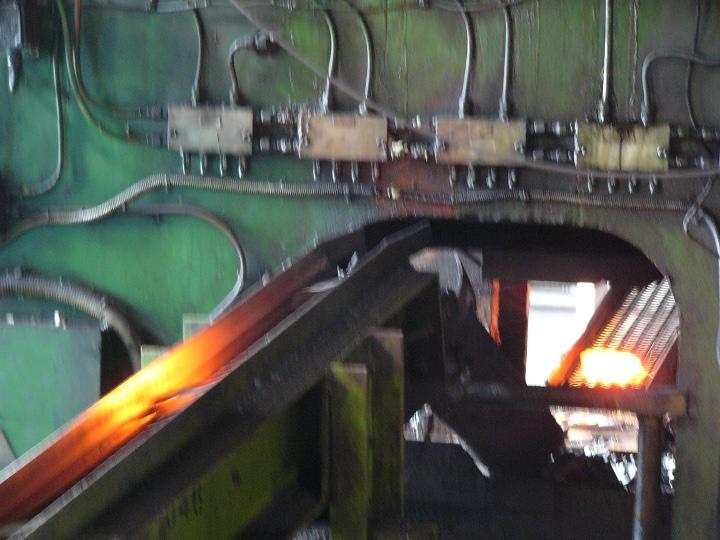 Кузнечное и штамповочное производство
