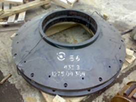 Подпятник сферический 1275.04.304